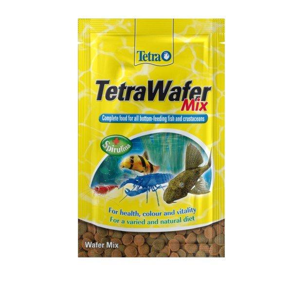 Sachet TetraWafer Mix - храна за тропически рибки 15гр